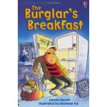 Usborne Young Reading The Burglars Breakfast