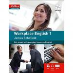 Collins English for Work – Workplace English 1 With CD