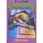 Goosebumps Monster Blood II – 18 by R. L. Stine