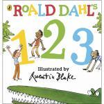 Roald Dahl's 123 – Counting Board Book Hardback