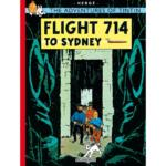 The Adventures of TinTin : Flight 714 to Sydney