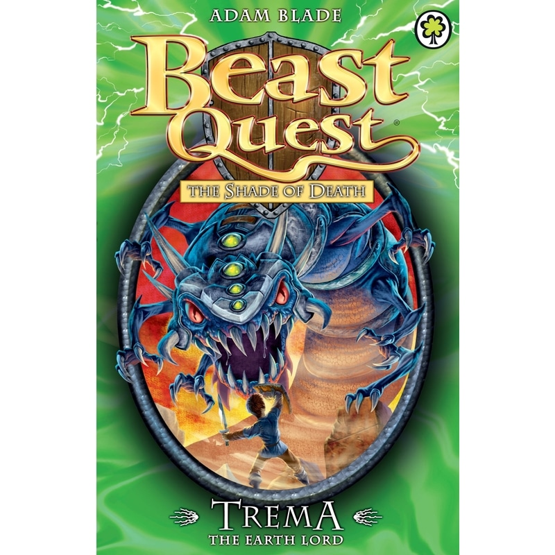 beast quest  trema the earth lord  series 5  book 5