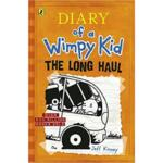 Diary of a Wimpy Kid : The Long Haul By Jeff Kinney – Book 9