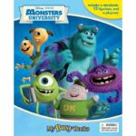 Disney Pixar Monsters University My Busy Book