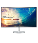Samsung 27 Inch Curved LED Monitor LC27F591FDWXND