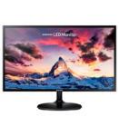Samsung 24 Inch Black Super Slim LED Monitor LS24F350FHW