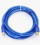 USB 2.0 Type 10M A Male to Type B Male Printer Scanner Cable