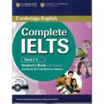 Complete IELTS Bands 4-5 : Students Book with Answers (2 ACDs + 1 CD-ROM)