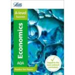 Letts A-level Practice Test Papers AQA Economics