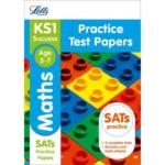 Letts KS1 Revision Success Practice Test Papers Maths (Age 5 – 7)