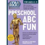 Star Wars Workbook : Preschool ABC Fun
