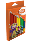 Atlas Imported Kidz Clay 12 Colours