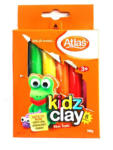 Atlas Imported Kidz Clay 6 Colours