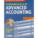 Fundamentals of Advanced Accounting – Volume 2