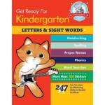 Get Ready for Kindergarten Letters and Sight Words