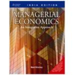 Managerial Economics : An Integrative Approach