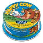 Happy Cow Cheese Tin – 113g