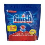 Finish Powerball All in 1 Max Lemon Dishwasher Tablets (42Tabs ) – 672g