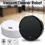 3 In1 Automatic Rechargeable Smart Robot Vacuum Cleaner
