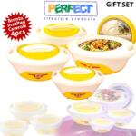 4 Pcs Bronto Insulted Casserole Thermoware