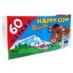 Happy Cow Slice Cheese 60 Slices – 840g