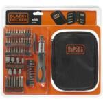 Black & Decker 56 Piece Ratchet Screwdriver Set – A7104-XJ