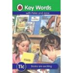 Key Words : 11c Books Are Exciting