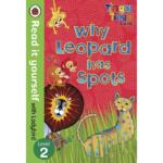 Read It Yourself With Ladybird : Level 2 – Tinga Tinga Tales : Why Leopard Has Spots