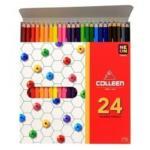 Colleen Colour Pencil 24 Colour