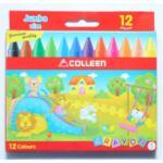 Colleen Crayons Jumbo -12 Colour