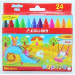 Colleen Crayons Jumbo -24 Colour