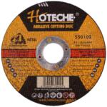 Hoteche 80m/s Abrasive Cutting Disc for Metal/Steel – 550102