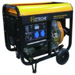 Hoteche 4500W, 418CC Diesel Generator – G820102